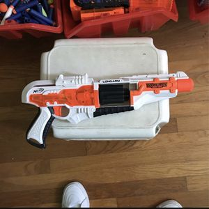Nerf gun great condition for Sale in Huntington Beach, CA