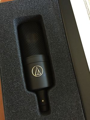 Condenser microphone mic AT4040 for Sale in Gardena, CA