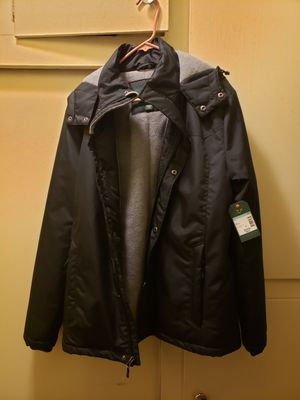 Outdoorlife Hooded Parka (black onyx) for Sale in West Covina, CA