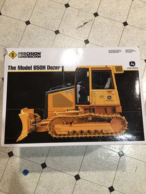 The Model 650H Dozer for Sale in Baltimore, MD
