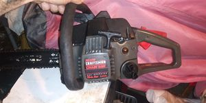 "Sears Craftsman 16"" gas chain saw for Sale in Port Richey, FL"