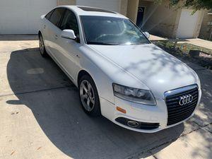 2011 Audi A6 Quattro!! Loaded for Sale in San Antonio, TX