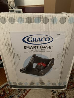 Brand new Graco SmartSeat Convertible Car Seat Base for Sale in Hanahan, SC