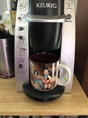 Keurig Commercial, single cup for Sale in Fresno, CA