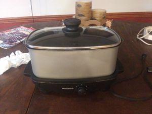 West Bend Slow Cooker for Sale in Salem, OR