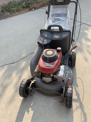 Self propelled, Honda lawn mower for Sale in Claremont, CA