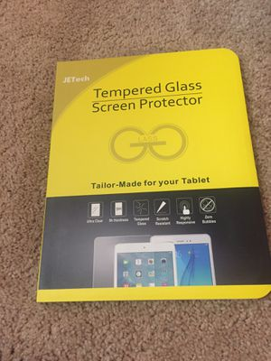 iPad Pro 10.5 tempered glass protector for Sale in Phoenix, AZ