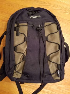 Cannon 200EG Deluxe Camera Backpack for Sale in Brentwood, TN