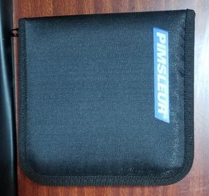 Simon & Schuster's Pimsleur Basic Vietnamese Phase I Lessons 1-10 w/ Pimsleur Case for Sale in Mesquite, TX