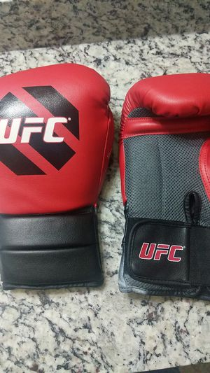 UFC Training hook and loop gloves for Sale in Houston, TX
