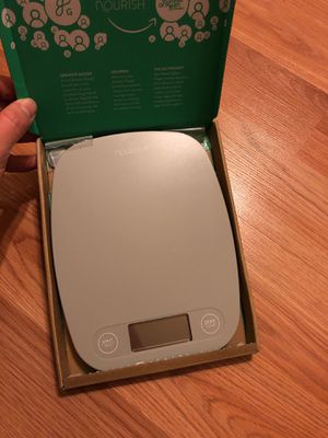 Kitchen scale for Sale in Inman, SC