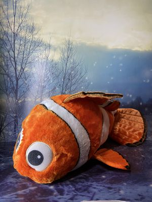 "Large Disney finding NEMO 19"" plush toy for Sale in Bellflower, CA"