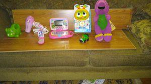 batt. oper. toys for Sale in Fort Smith, AR