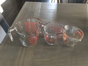 Measuring cups for Sale in Carrollton, TX