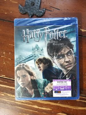 Harry Potter deathly hallows part 2 blu-ray dvd for Sale in Austin, TX