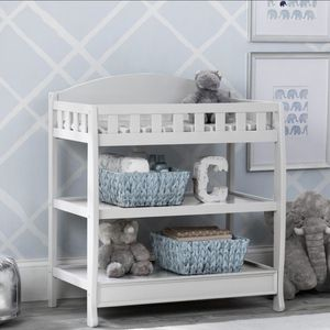 Brand New Contemporary Infant Baby Children Changing Table with Pad for Sale in Chamblee, GA