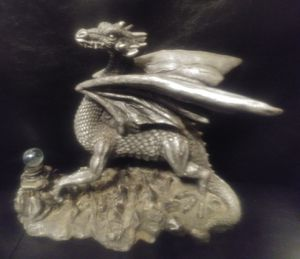Silver Dragon for Sale in Amherst, VA