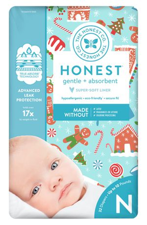 Honest Gingerbread diapers- Brand New! for Sale in Irving, TX