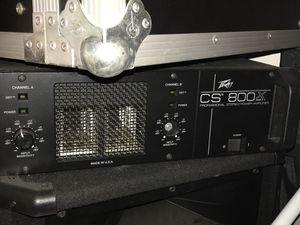 Cs 800x power amplifier for Sale in Boston, MA