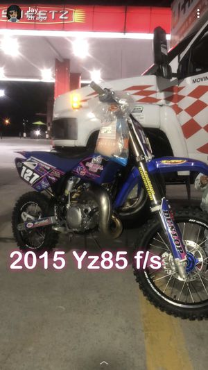 2015 Yamaha YZ85 for Sale for sale  Haledon, NJ
