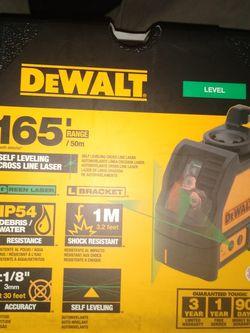 DeWalt Lazer Level for Sale in Beaverton,  OR