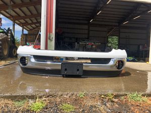 2005 Dodge Ram 3500- bumper with brackets. for Sale in Scappoose, OR