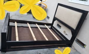 Queen Bed frame only for Sale in Orange, CA