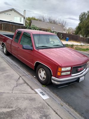 97 GMC Sierra truck trade S10 truck or Ford ranger automatic Toyota or nissan trucks or Lexus RX300 for Sale in Ceres, CA