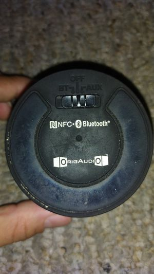 OrigAudio Bluetooth Speaker Good Condition for Sale in Daly City, CA