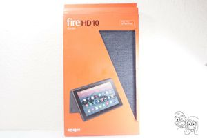 Amazon Fire HD 10 Tablet Case (7th Generation, 2017 Release) Charcoal Black👍 for Sale in Rancho Cucamonga, CA