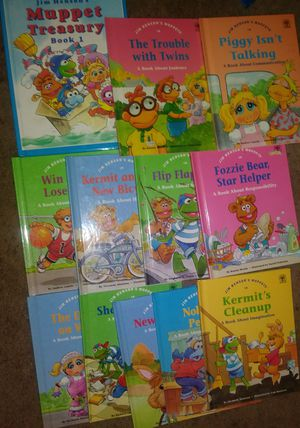 Jim Hensons Muppet kids books for Sale in Joint Base Lewis-McChord, WA