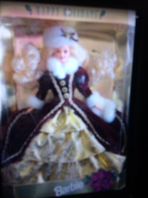 Happy holidays Barbie collectors edition $40.00 for Sale in Tempe, AZ