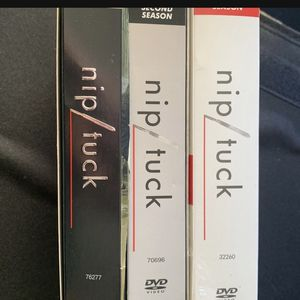 Nip Tuck Season 1-3 DVD Box Sets for Sale in Ontario, CA
