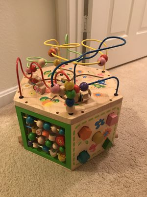 EverEarth Garden Activity Cube for Sale in Gaithersburg, MD
