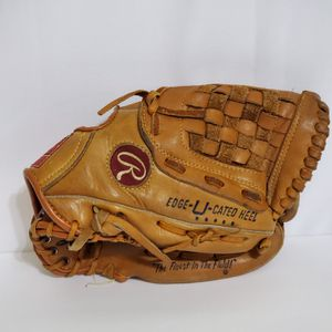 "Nolan Ryan Rawlings RBG60 Leather Baseball Glove 12"" RH Throw EUC for Sale in Brookfield, IL"