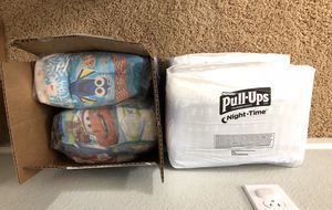 Pull up Diapers & Swimmers - Huggies for Sale in Tracy, CA