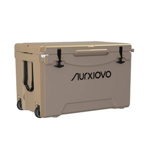 Nurxiovo Cooler 75QT Portable Heavy Duty Keeps Ice up to 7 Days Ice Chest Ideal for Camping, Hiking, Picnic, BBQs, Fishing, Traveling, Tailgating Out for Sale in Alhambra, CA