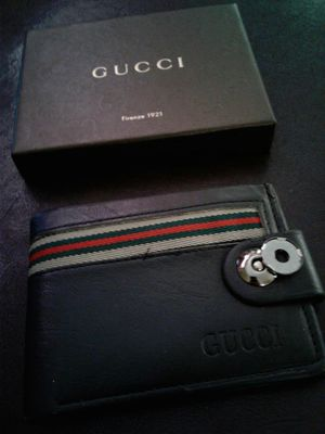 Gucci mens wallet for Sale in Hillsboro, OR
