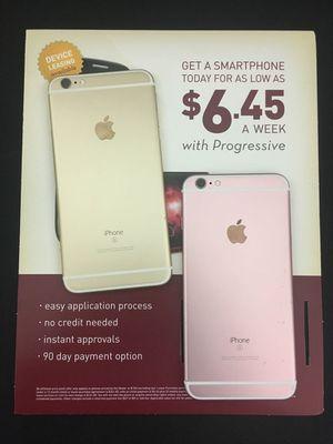 iPhone 6S plus unlocked for Sale in Lynnwood, WA