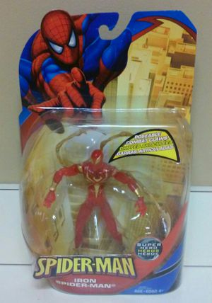 """Marvel Iron Spiderman 6"""" VARIANT VERY RARE NEW !! for Sale in Chicago, IL"""