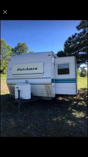 1997 Dutchman Aristocrat 27ft travel trailer for sale!!! for Sale in Aurora, CO