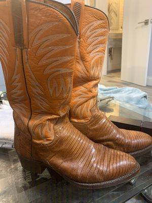 Boots leather for Sale in Tampa, FL