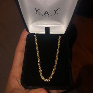 16K gold chain for Sale in Boston, MA