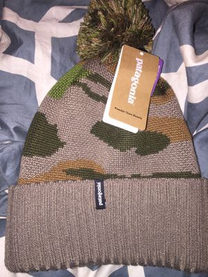 Patagonia powder town beanie **BRAND NEW** for Sale in Salida, CA