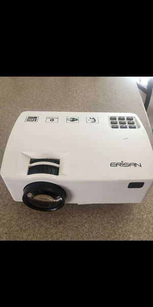 Wify smart projector 1080dpi for Sale in San Diego, CA