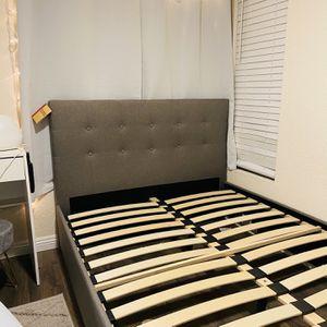 Full Bed Frame for Sale in San Bernardino, CA