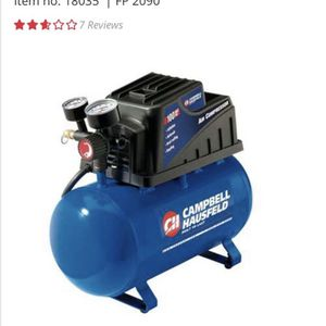 Air compressor Campbell Hausfell for Sale in Oviedo, FL