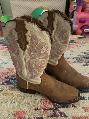 Justin Boots - Never Worn 71/2 for Sale in Dover, FL