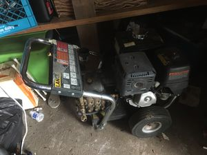 For sale pressure washer it's a Honda lanDa commercial 4000psi works great asking $700 for Sale in Auburn, WA