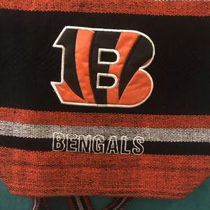 Cincinnati Bengals Backpack for Sale in Pico Rivera, CA